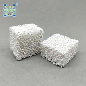L'alumine filtre en mousse d'alumine de moulage céramique