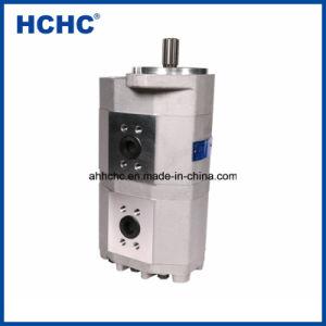 China-Lieferanten-hydraulische Tandemzahnradpumpe Cbqlt für Exkavator