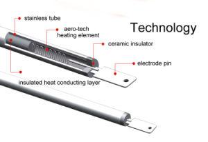Varanda infravermelhos Terraço Aquecedor com colunas Bluetooth
