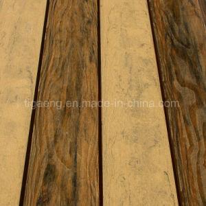 En el exterior de plástico de alta gama de madera pisos piso/WPC