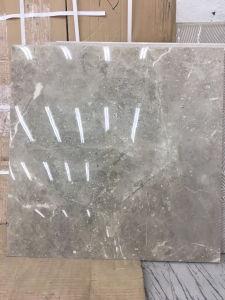 Tegel van de Vloer van het Porselein van de Decoratie van het huis de Marmer Verglaasde Ceramische (600X600mm)