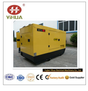 Diesel 20kVA GEN-Stellte mit Yangdong Motor ein