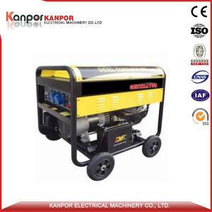 10kw/11kw 50Hz/60Hz arrefecidas a ar do cilindro duplo gerador diesel