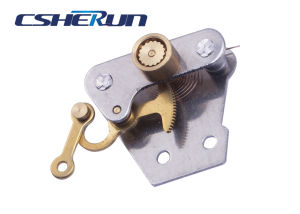 Movimiento resistente sísmico del calibrador de presión (humedad F4001)