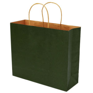 싸게 온라인으로 도매 다색 서류상 선물 부대, 다채로운 Kraft 종이 쇼핑 백