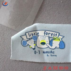 Venda por grosso de roupa de Transferência de Calor de Silicone personalizado imprimindo etiquetas para vestuário