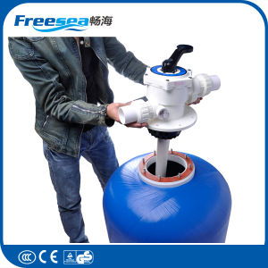 De Apparatuur van de Filter van de Behandeling van het Water van de Fabriek van Freesea