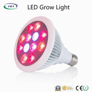 LED 12W luz crecer para cultivos hidropónicos