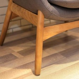 2017居間(D25)のための最新のデザイン純木の椅子