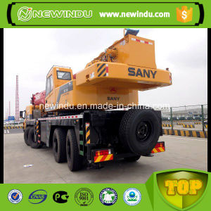Sany anhebende Maschine 20 Tonnen-mobiler Kran Stc200s