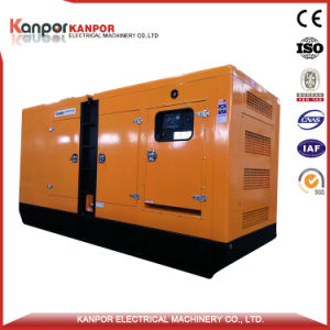 Diesel van de Macht 250kVA van Shangchai 200kw de Grote Reserve van de Generator