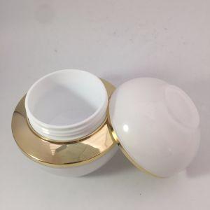 贅沢なアクリルのクリームは装飾的な包装のための50g/60gを震動させる