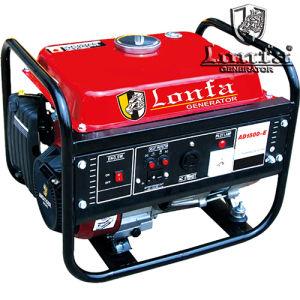 가정 사용을%s 900W 4stroke 휘발유 또는 가솔린 발전기