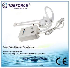 Регулируемый поток жидкости водяного насоса передачи машины