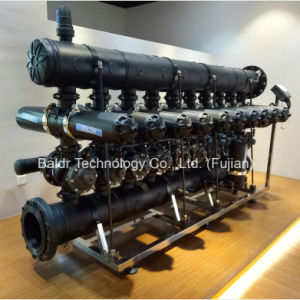 Fabricado en China el equipo de tratamiento de agua para riego