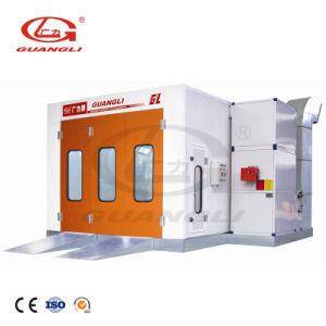 Cabina automotora de la hornada del coche de la cabina de aerosol de la pintura de la marca de fábrica profesional de Guangli