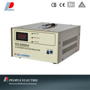 Automático AC SVC estabilizador de tensión