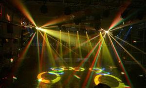 China Sharpy Cabezal movible LED 30W Foco haz