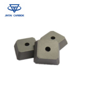 Parte de procesamiento de metales de molienda de carburo de tungsteno insertar