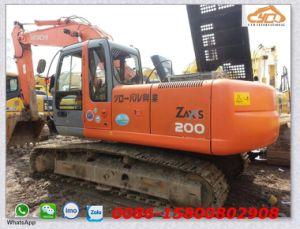 Escavatore utilizzato originale utilizzato del Giappone Hitachi dell'escavatore idraulico di Zx200 Hitachi