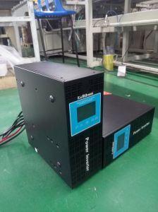 Продажи с возможностью горячей замены 800 Вт 12V/24V солнечная энергия инвертор с контроллером