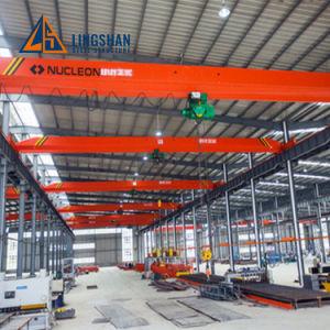Pre personalizado Estructura de acero fabricadas por el edificio del taller
