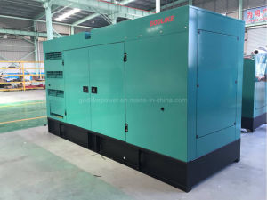 80kVA 100kVA 120kVA Cummins Diesel Generator (6BTA5.9-G2)