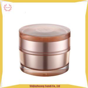 化粧品のための丸型シリンダープラスチック瓶