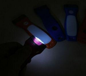 Het populaire Promotie In het groot LEIDENE van de Gift Licht van pvc Keychain voor Detector