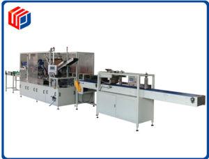 Ajuste automático de la máquina para el envasado de aceite (Vpak WJ-LLGB-15)