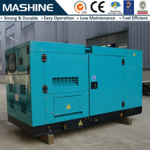 300 kVA Cummins 상표 디젤 엔진 발전기 전원 시스템