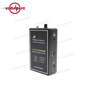 GPS van Displayversatile Detectorjd100 van het beeld het Professionele Handbediende & Systeem van Detectorbug Detectoralarm van het Signaal Cellphonejamming