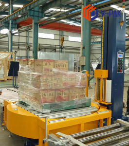 China Verpackungsmaschine Fur Paletten Verpackungsmaschine Fur