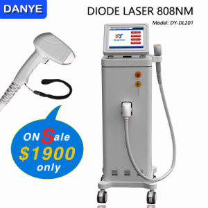 Mais barata e 808nm vertical de alta eficiência de remoção de pêlos a laser de diodo de equipamentos de beleza