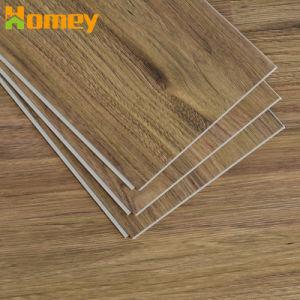 4mm matériau vinyle étage / PVC Cliquez sur les revêtements de sol/planche de tuiles de vinyle