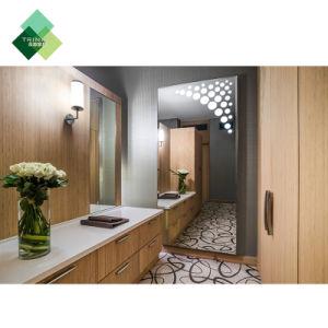 Kundenbezogenheits-moderner Entwurfs-hölzerne Schlafzimmer-Fünf-Sterneluxuxmöbel für Hotelzimmer Dubai-Sofitel