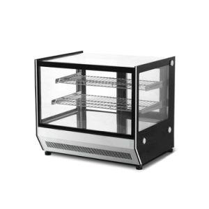 Réfrigérateur armoire d'affichage de la boulangerie Restaurant de cuisine de la restauration de l'équipement