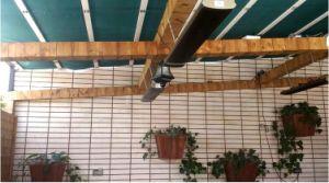 Heiße Verkaufs-Decken-Infrarotpatio-Heizung mit Thermostat