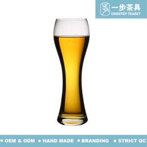 Tazza di birra di vetro interessante con differenti stili