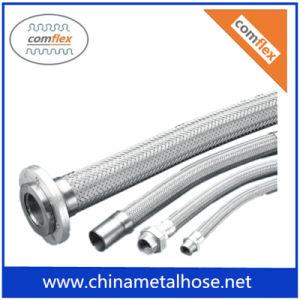 Domande ad alta pressione di tubo flessibile del metallo