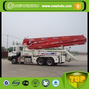 XCMG最も売れ行きの良い37mトラック取付けられたブーム具体的なポンプHb37K