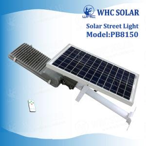 Controlar automáticamente la norma IP65 50W LED integrado de Energía Solar Alumbrado Público