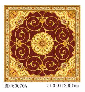 Tegel de van uitstekende kwaliteit van het Porselein in 60X60cm Manufactorer (BDJ60054A)