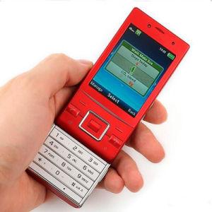 Ursprünglicher Sone HaselnussHandy-Plättchen-Handy der Tastatur-J20