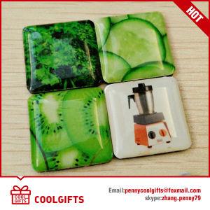 주문 로고를 가진 고품질 승진 선물 에폭시 냉장고 자석