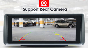 6,86 polegada de navegação GPS Android Dashcam DVR