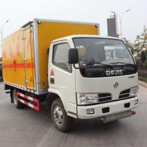 5 Toneladas Dongfeng 4X2 Veículo de transporte à prova de explosivos militares feitos em material à prova de explosão