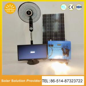 300W USBの充電器が付いている太陽ホームキットの太陽エネルギーの発電機