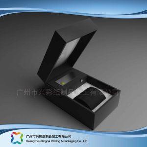 Lederner verpackenkosmetik-/Duftstoff-/Geschenk-Luxuxkasten (xc-hbc-023)