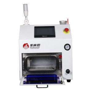 Jgh-893 máquina de limpeza de bico totalmente automático com função de seca e limpa